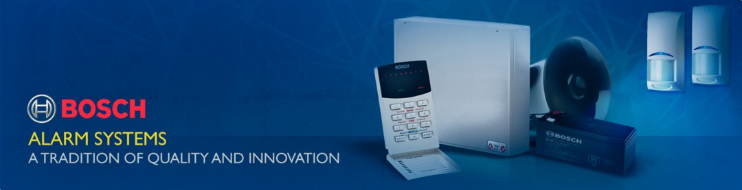 Bosch Alarm Systems - A tradition of Quality and Innovation